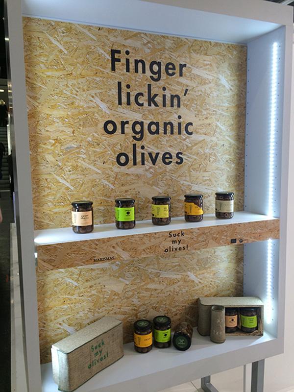 Presentación Diseño Packaging Suck My Olives