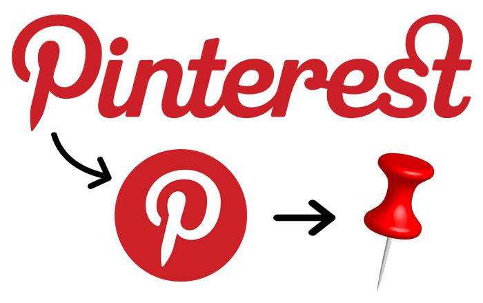 logotipo Pinterest
